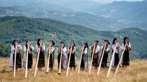 Târgul de fete de pe Muntele Găina, obicei secular, încă viu