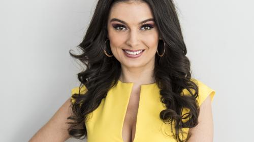 Prezentatoarea Observator 12, Olivia Pãunescu, despre ce înseamnã sã fii o gazdã perfectã
