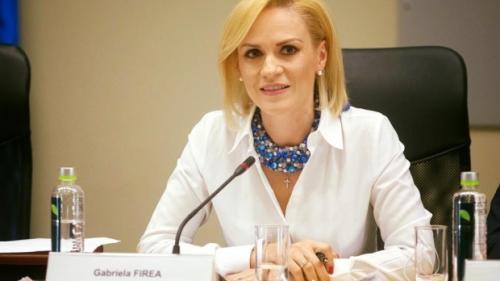 Gabriela Firea anunţă că a semnat contractul de realizare a Arenei Polivalente