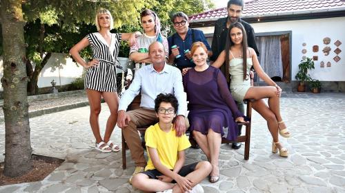 Ana Ciontea și Marian Râlea sunt familia Popescu în serialul Sacrificiul