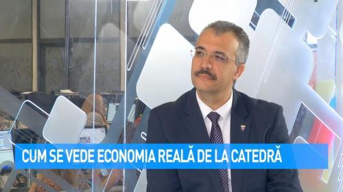 VIDEO Cum se vede economia reală de la catedră