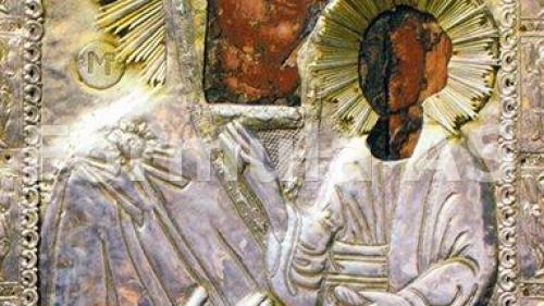 Procesiunea Icoanei Maicii Domnului cu Pruncul, de la Mănăstirea Adam va dura 10 zile