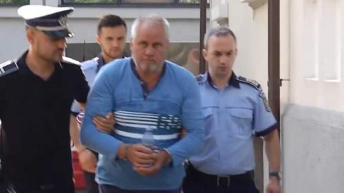 Gheorghe Dincă, adus din nou în fața judecătorilor de la Tribunalul Slatina