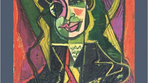 Istoria ascunsă a unui portret-simbol - Tristan Tzara  O nouă expoziție la MNAR!