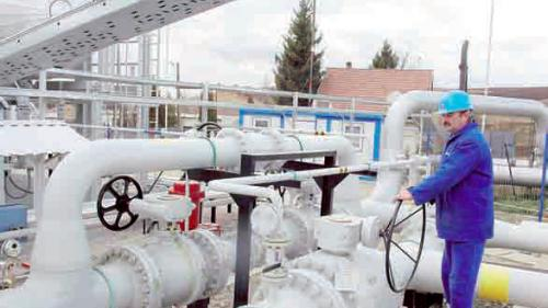Romgaz a oprit construcția termocentralei de la Iernut din cauza creșterii salariilor în construcții