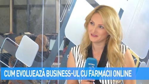 VIDEO Cum evoluează business-ul cu farmacii online