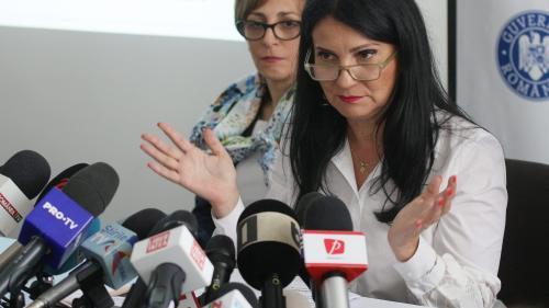 Ministrul Sănătăţii s-a declarat mulţumit de cum arată Secţia cronici a Spitalului de Psihiatrie Brăila