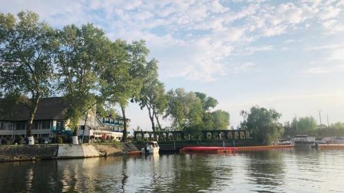 A început modernizarea Parcului Pantelimon. Investiția se ridică la 115 milioane de lei