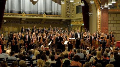 """Festivalul Internațional """"Vara Magică"""" se încheie pe 21august,  după13 concerte cu săli arhipline la la Ateneul Român"""