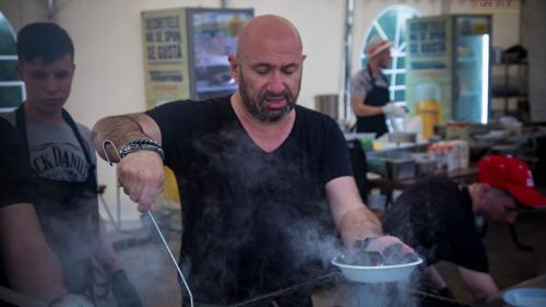 Între 29 august și 1 septembrie, Chef Scărlătescu organizează ediția de toamnă a Festivalului Scoicilor