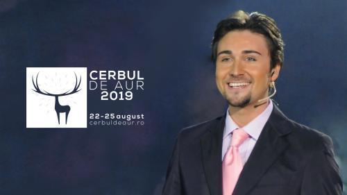 În culisele CERBULUI DE AUR 2019. Cine este artistul Elvin Dandel, prezentatorul Cerbului de Aur 2019