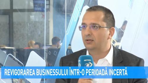 VIDEO Revigorarea businessului într-o perioadă plină de incertitudini