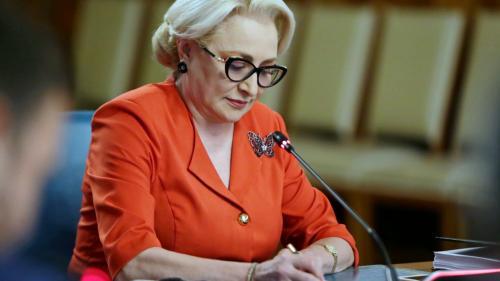 """Dăncilă, despre decizia PSD de a-l susține pe Teodor Meleșcanu la conducerea Senatului: """"Am vrut să arătăm că suntem corecți până la capăt"""""""
