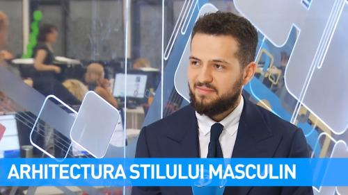 VIDEO Arhitectura stilului masculin