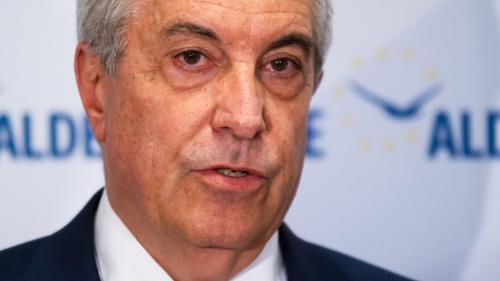 Tăriceanu despre candidatura lui Meleşcanu la şefia Senatului: Nu are sprijinul ALDE