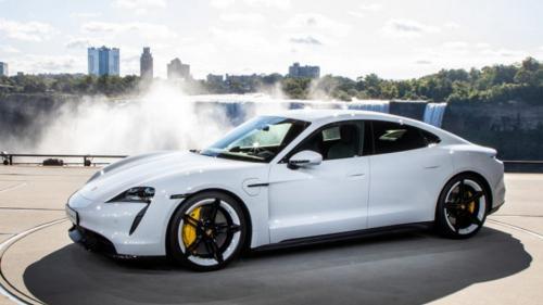 Taycan, provocat de Model S