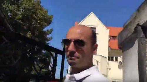 Procurorul Cătălin Zăvoianu internat de urgenţă la spital, în urma unui AVC