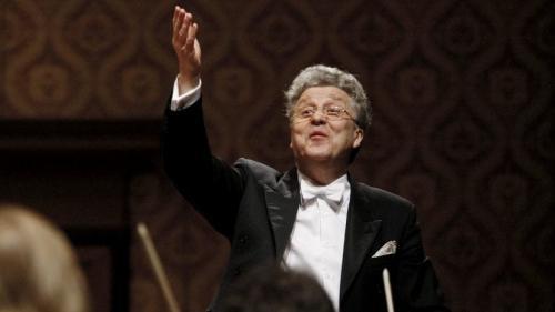 Orchestra Națională din Lille și Orchestra Filarmonicii din St. Petersburg, cu dirijorul Vassily Sinaisky, în cadrul Festivalului George Enescu