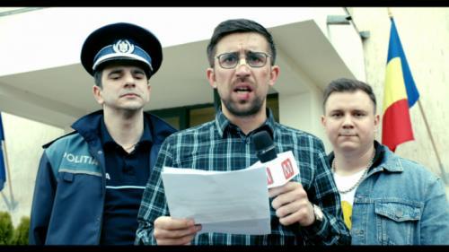 """Actorul Ștefan Pavel, despre serialul Mangalița: """"La o filmare de noapte, am trezit tot orașul. A venit Poliția"""""""