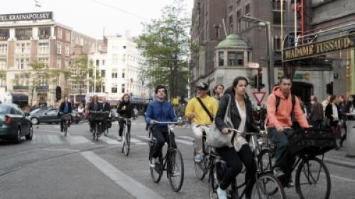 Marşul Bicicliştilor, împotriva administraţiei Capitalei