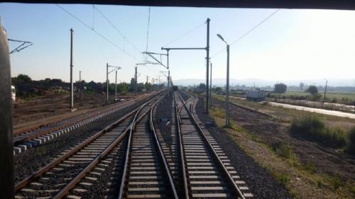 Lucrări avansate la subtronsonul feroviar Ilteu-Bârzava