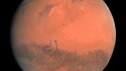 Studiu: Apa de pe planeta Marte s-a evaporat în urmă cu 3,5 miliarde de ani