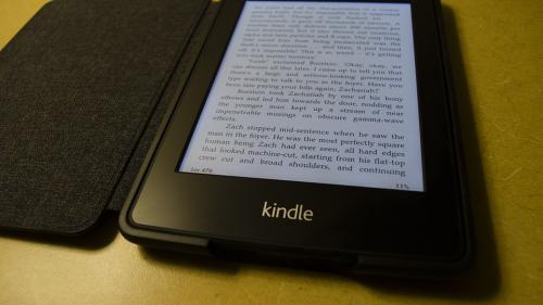 Amazon a prezentat prima versiune pentru copii a cititorului de cărţi electronice Kindle