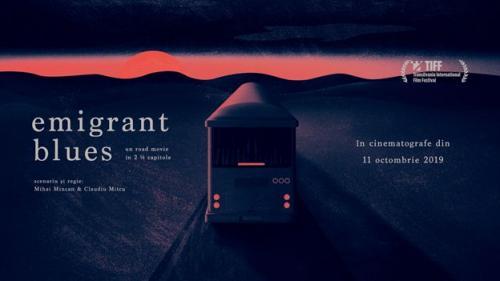 """""""Emigrant Blues: un road movie în 2 ½ capitole"""", de vineri pe marile ecrane"""