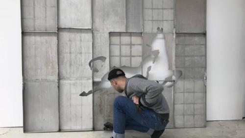 Vernisajul expoziției Enric Fort Ballester The End of Caresses la Galeria Quadro 21