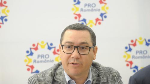 """Ce spune Victor Ponta, despre Călin Popescu Tăriceanu: """"El e liberal, eu social-democrat"""""""