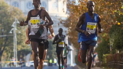 Recorduri la Maratonul Internaţional Bucureşti