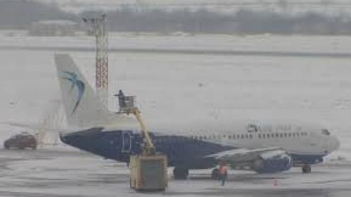 Compania Națională Aeroporturi București este pregătită pentru venirea iernii