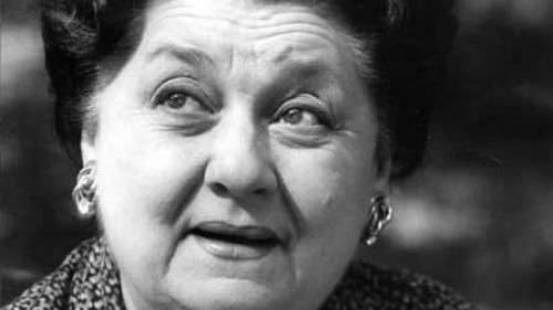 Actriţa Tamara Buciuceanu înmormântată cu onoruri militare