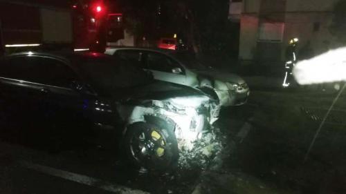 Autoturismul unui interlop din Arad a fost incendiat. Este al doilea caz în această săptămână