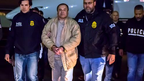"""Mexic: Autorităţile confirmă oficial că fiul lui El """"Chapo"""" e liber şi recunosc că operaţiunea a fost prost pregătită"""