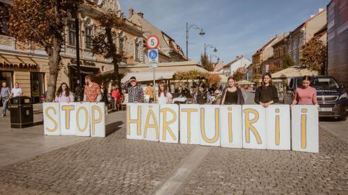 Sibiu: dialog pe tema anti-hărţuire la locul de muncă