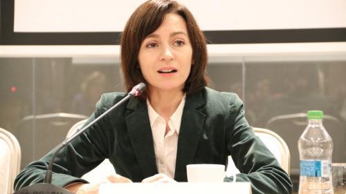 Maia Sandu: Alegerile locale din Republica Moldova joacă un rol important în consolidarea luptei anticorupţie