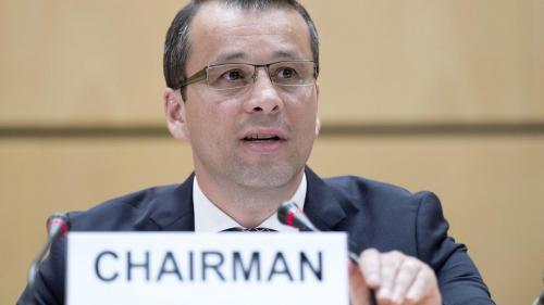 Românul Cornel Feruţă, în finala cursei pentru conducerea AIEA