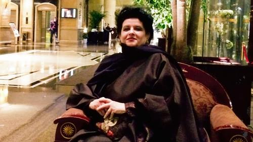 Mariana Nicolesco prezintă  Festivalul şi Concursului Naţional al Liedului Românesc