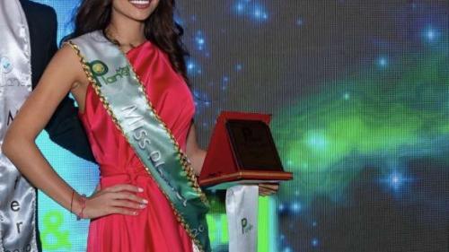 Cea mai frumoasă femeie de pe planetă este o româncă. A câştigat titlul Miss Planet 2019