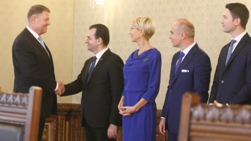 Orban, întâlnire cu Klaus Iohannis înainte de a valida lista de miniștri în Biroul Politic Național al PNL