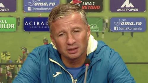 Dan Petrescu a recunoscut că Rennes a fost lipsită de şansă în meciul cu CFR Cluj