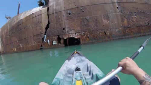 Epavele a două nave de război din secolul al XVII-lea au fost descoperite lângă Stockholm