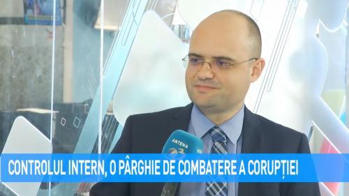 VIDEO. Controlul intern, o pârghie de combatere a corupției