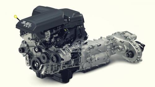 Motor Fiat-Chrysler de 500 CP