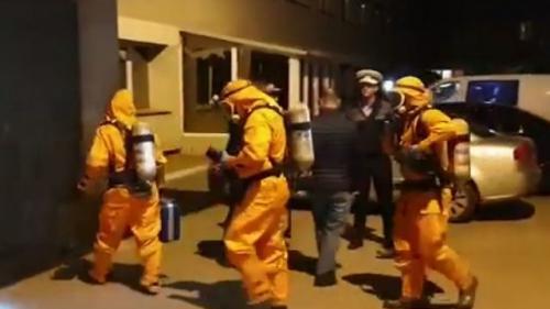 28 de persoane din blocul în care s-au efectuat deratizări, internate la spitalele din Timișoara