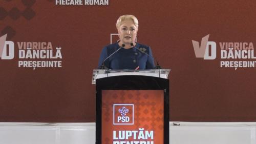 Dezbatere Palatul Parlamentului. Dăncilă: Iohannis evită confruntarea. Văd teama de adevăruri incomode