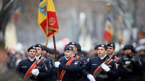 Trafic restricţionat în Capitală: Încep repetițiile pentru Parada Militară Națională de 1 Decembrie