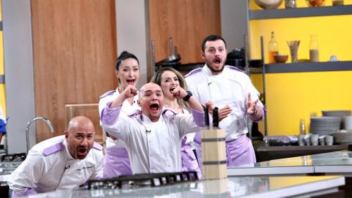 Chef Dumitrescu a pierdut primul bucătar din echipa sa, în sezonul 7