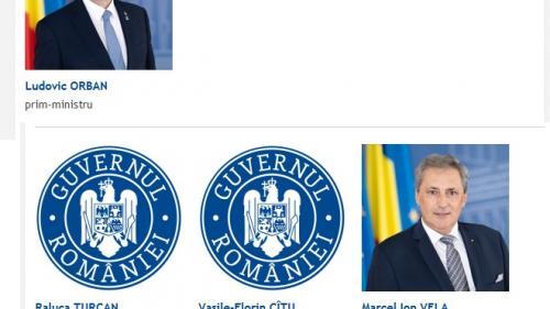 De trei săptămâni, membrii Cabinetului Orban își țin averile la secret